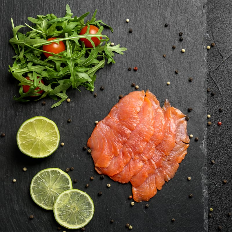 wild irish smoked salmon, irish salmon, scottish salmon, artisan smoked salmon