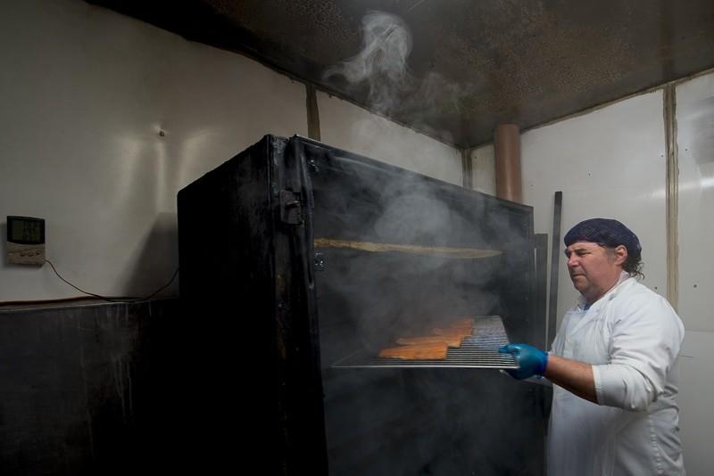 michael walsh smoked salmon